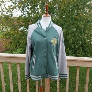 NFL Green Bay Packers Varsity Jacket